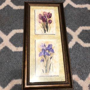 Tulip and Iris picture